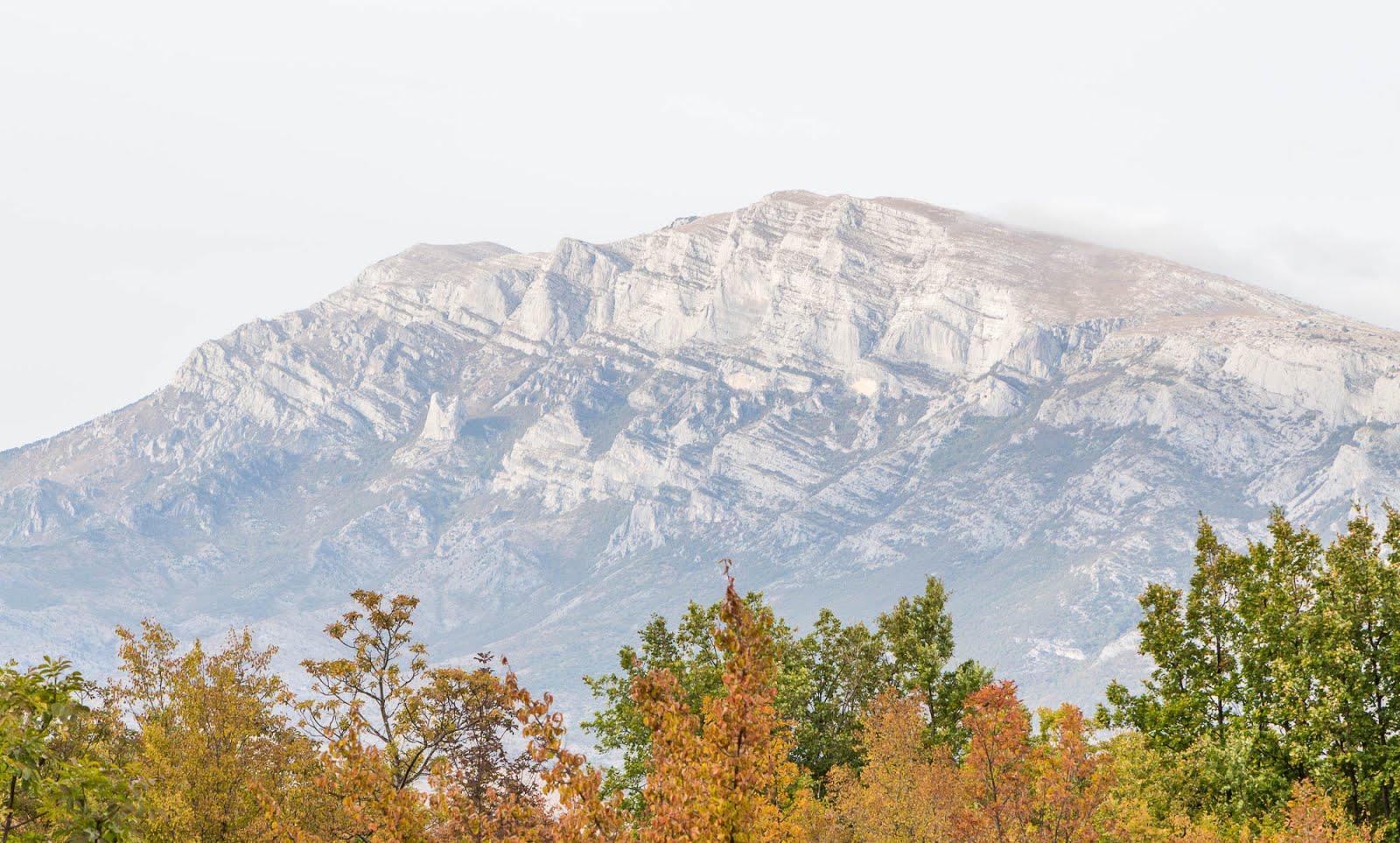 Mont Dinara Croatie