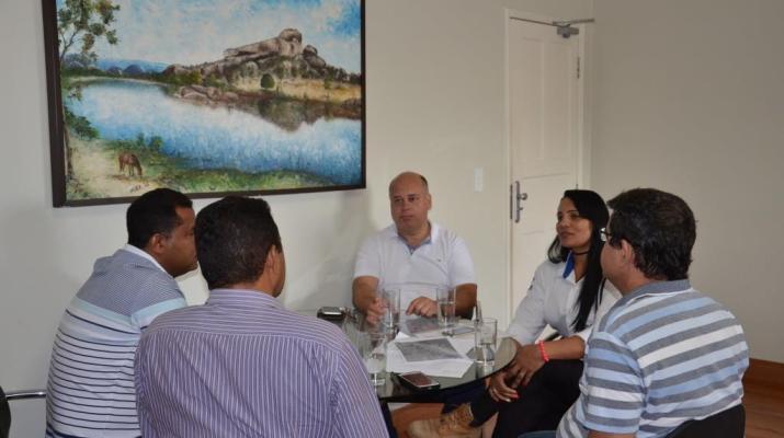 Secretaria De Agriculura E Meio Ambiente Firma Parceria Com PAVOTEC Para Implantação De Viveiros De Plantas Nativas