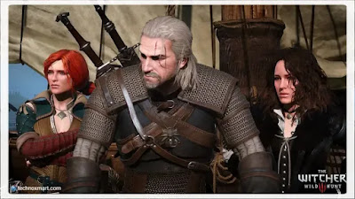 witcher 3 the wild hunt, best video games of decades to play