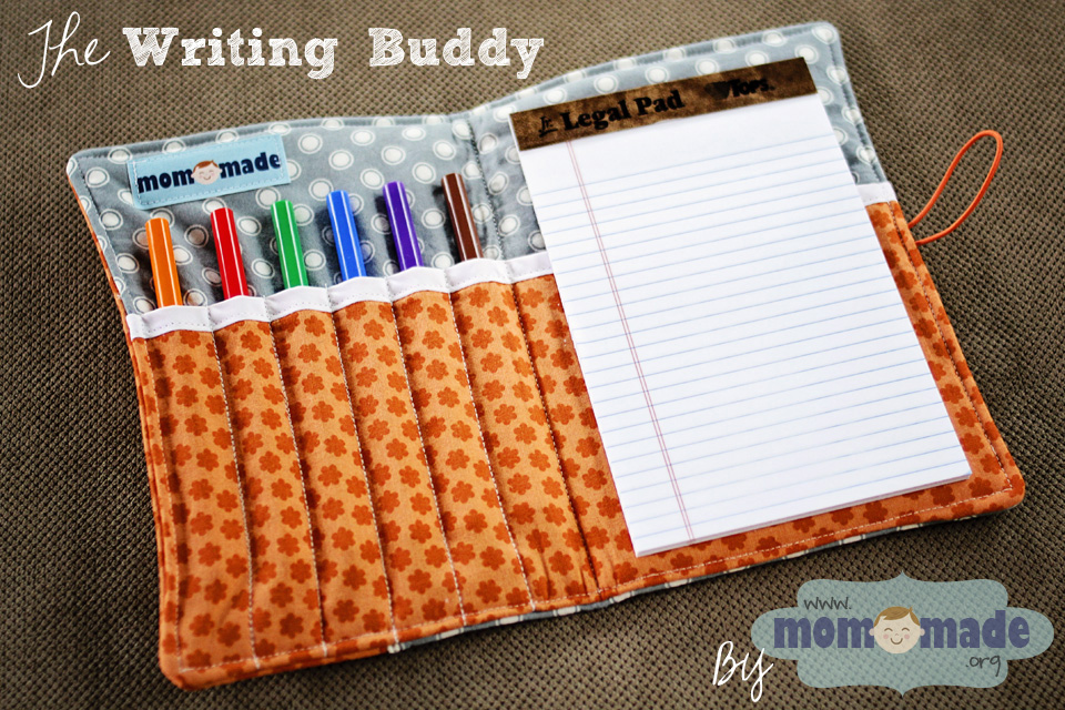Writing Buddies on Sale at Mom-Made