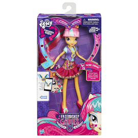MLP Equestria Girls Friendship Games School Spirit Sour Sweet Doll
