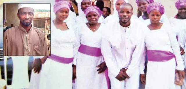 pendeta Nigeria memeluk Islam
