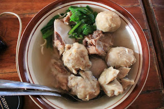 Kuliner Indonesia - Bakso Idola