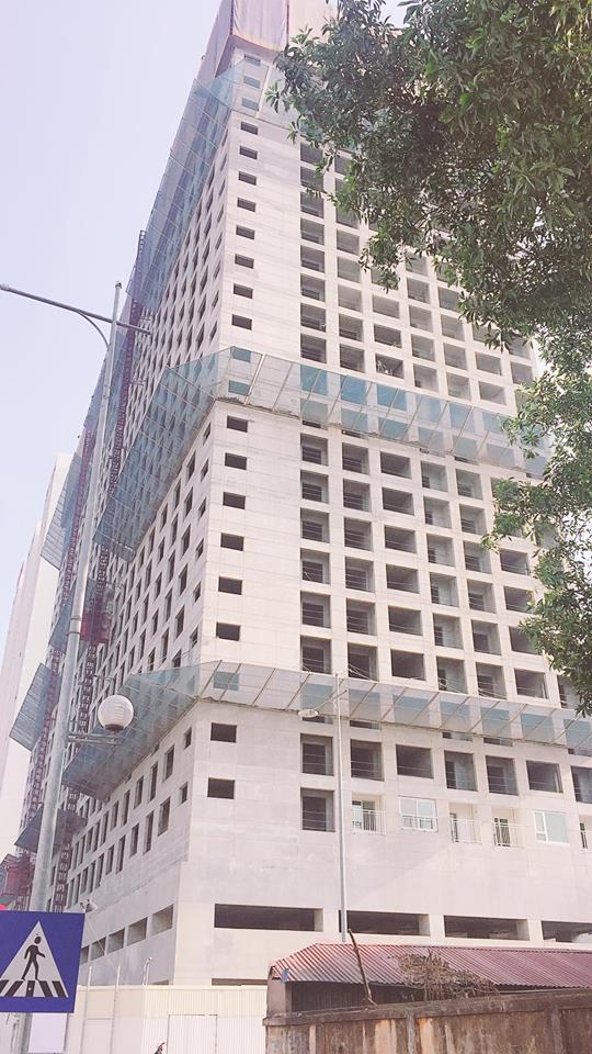Chung cư Booyoung Vina sử dụng công nghệ bê tông toàn khối của nga