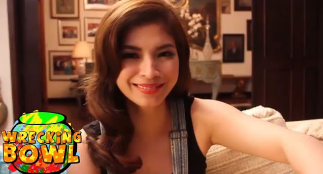 Fans Will Surely Know More About Angel Locsin As She Answers Questions From Wrecking Bowl!