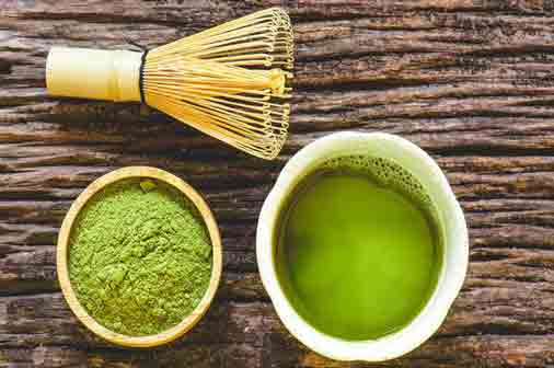 Green Tea- How to get rid of acne scars