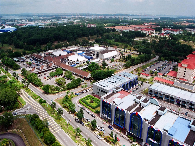 Pusat Bandar Pasir Gudang 15 Minit Dari Hrpg
