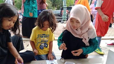 "Tugas Kuliah ""Science Club"", Karya Mahasiswi UMP"