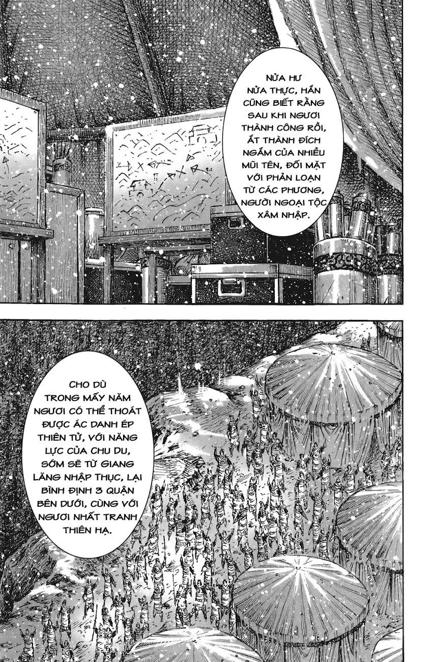 Hỏa phụng liêu nguyên Chương 443: Lánh loại tri kỉ [Remake] trang 18