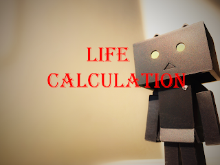 Attitude Equations- life calculation