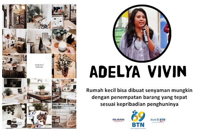 TaIkshow Adelya Vivin Indonesia Properti Expo 2019