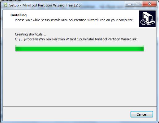 Hướng dẫn cách download, cài đặt và sử dụng phần mềm MiniTools Partition Wizard để chia ổ cứng máy tính g