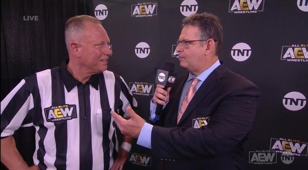 Майк Киода рассказал о заработке рефери в компании WWE