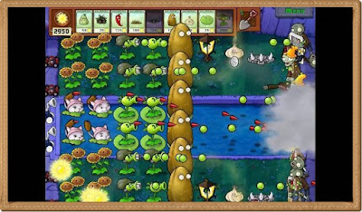 Plants vs Zombies PC Games Gameplay