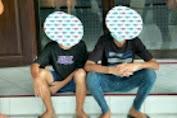 Polsek Matuari Bina 2 Remaja Manembo-nembo Yang Kedapatan Hirup Lem