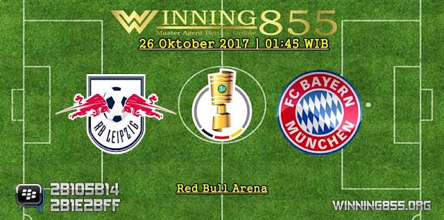 Prediksi Bola RB Leipzig vs Bayern Munchen | 26 Oktober 2017