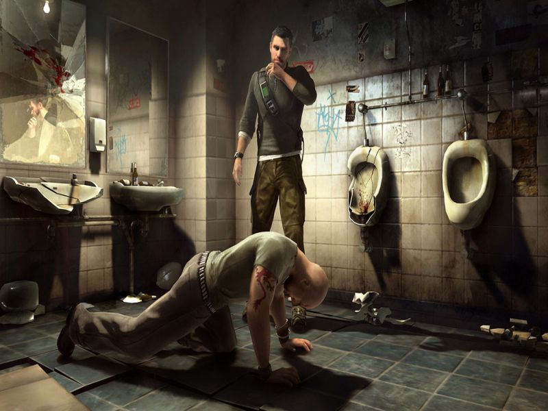 Tom Clancy's Splinter Cell Conviction Highly Compressed Free Download