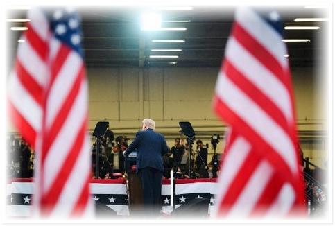 """""""عمالقة الأنترنيت"""" ينشطون لحماية الانتخابات الرئاسية الأمريكية"""