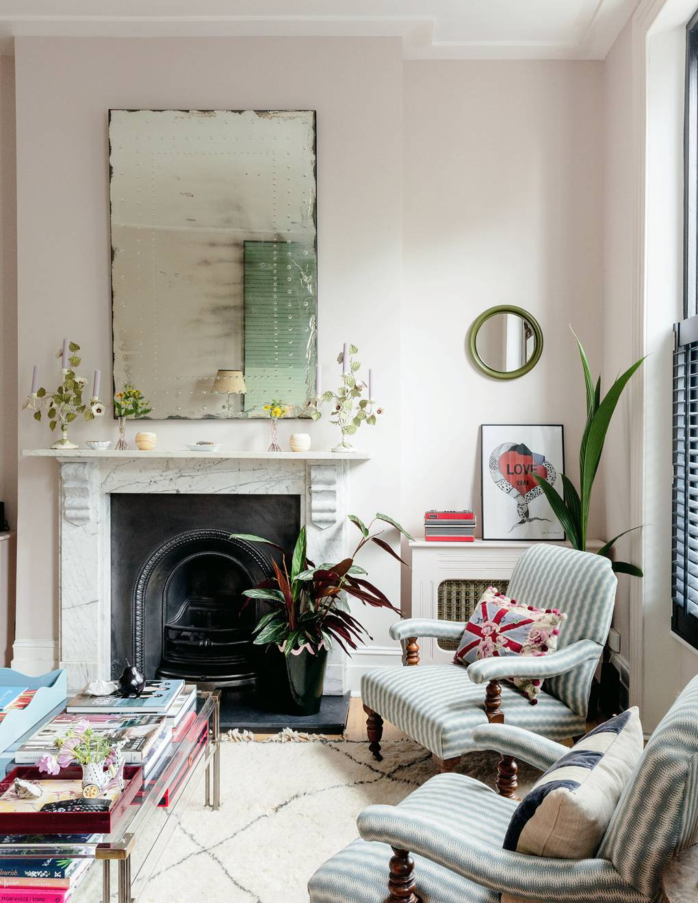 At Home With - Designer Matilda Goad, Notting Hill