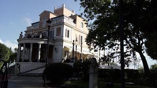 Casina Valadier VIlla Borghese portugues - Villa Borghese com guia em português