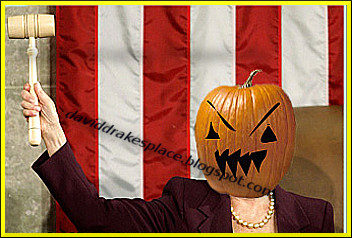 Nancy Pumpkinhead