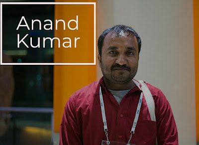 Anand Kumar wiki biography , wife , family , age  , education , qualifications , super 30 program