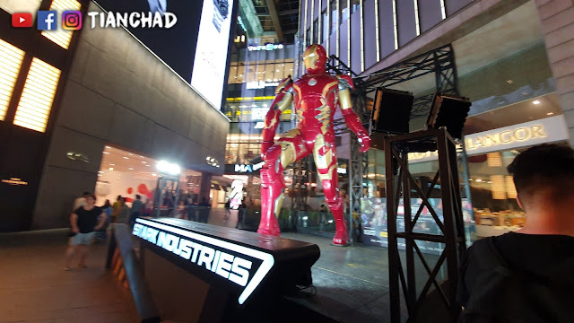 Marvel Studios Malaysia Exhibition Ten Years of Heroes 十年英雄展