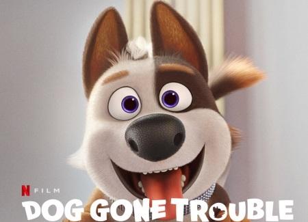 Download Dog Gone Trouble (2021) Dual Audio [Hindi + English] 720p + 1080p WEB-DL ESub