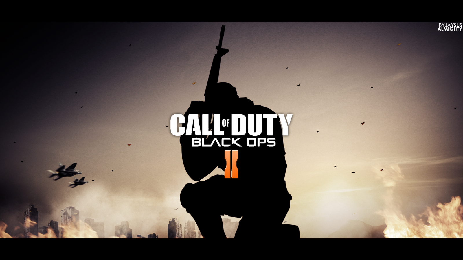 HD WALLPAPERS: Call of Duty Black ops 2 HD Wallpapers
