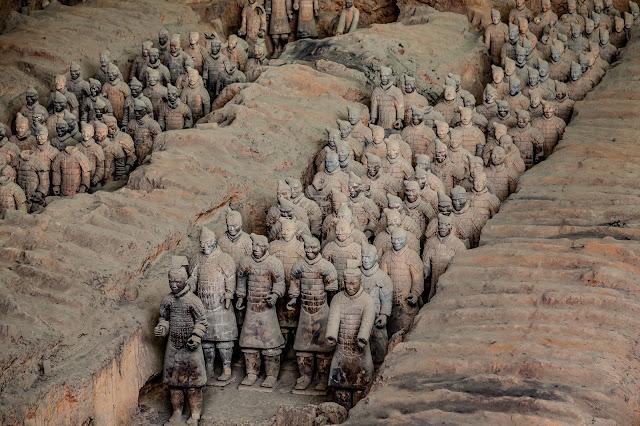 09. Los Guerreros de Xi'An