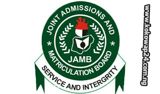 Jamb 2018 form and registration process