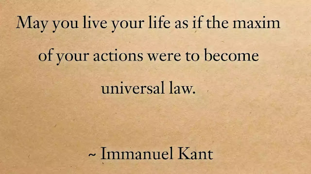 Immanuel Kant Quotes in English