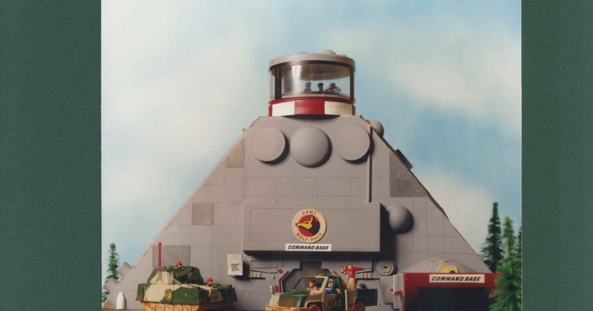 MOONBASE CENTRAL Richard Dixon s Zero Hour Toys the Final Finds