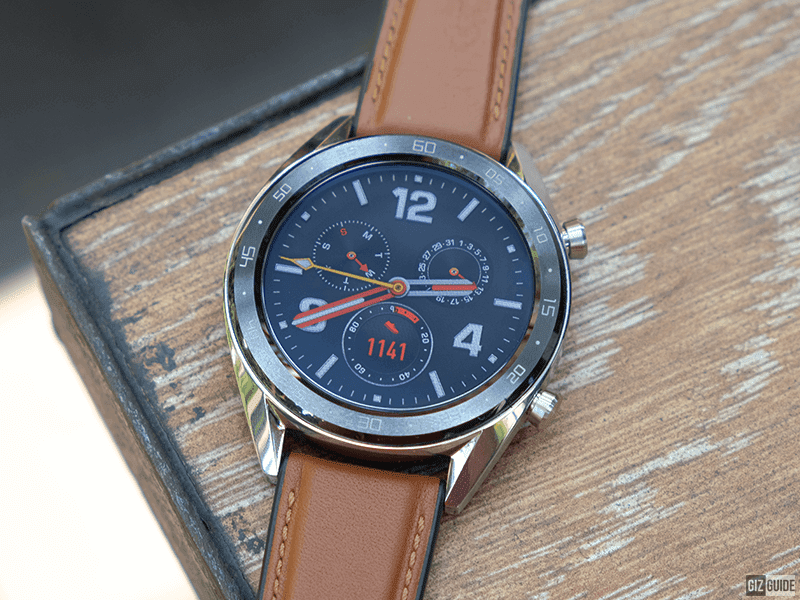 Huawei shipped 2 million units of Watch GT