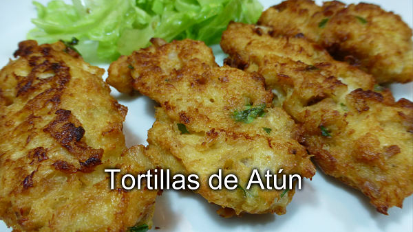 Tortillas de atún