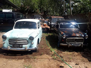 Bahan Fiat 1100 Kupu2 Wagon & Sedan 1957 ,