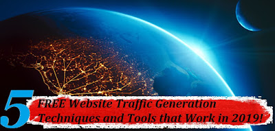 Free Website Traffic Tools
