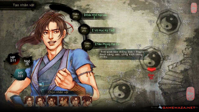 Tale of Wuxia Gameplay Screenshot 3