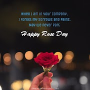 Awesome Happy Rose Day Wishes | SMS for Valentine