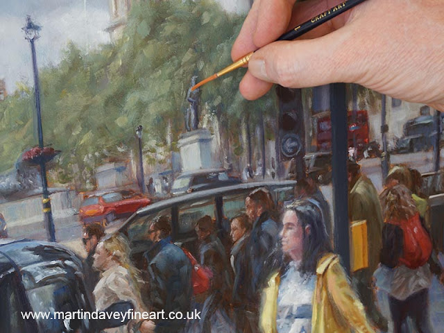 artwork WIP people crossing london road