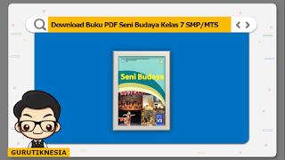 download ebook pdf buku digital seni budaya kelas 7 smp/mts
