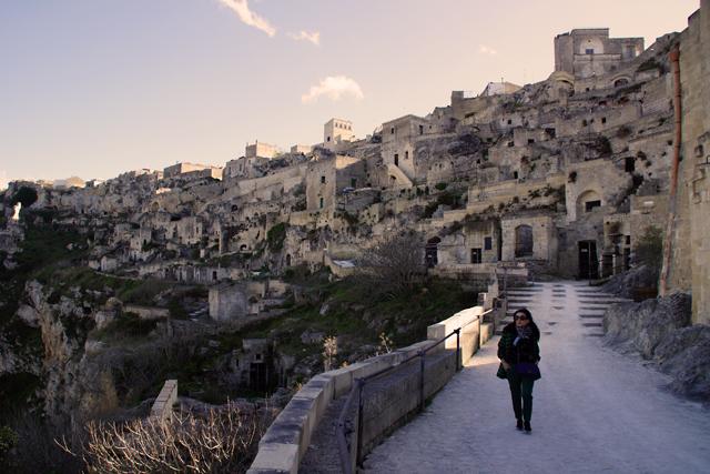 Matera-Puglia-Italia