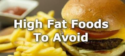 हानिकारक वसा का सेवन कम करें