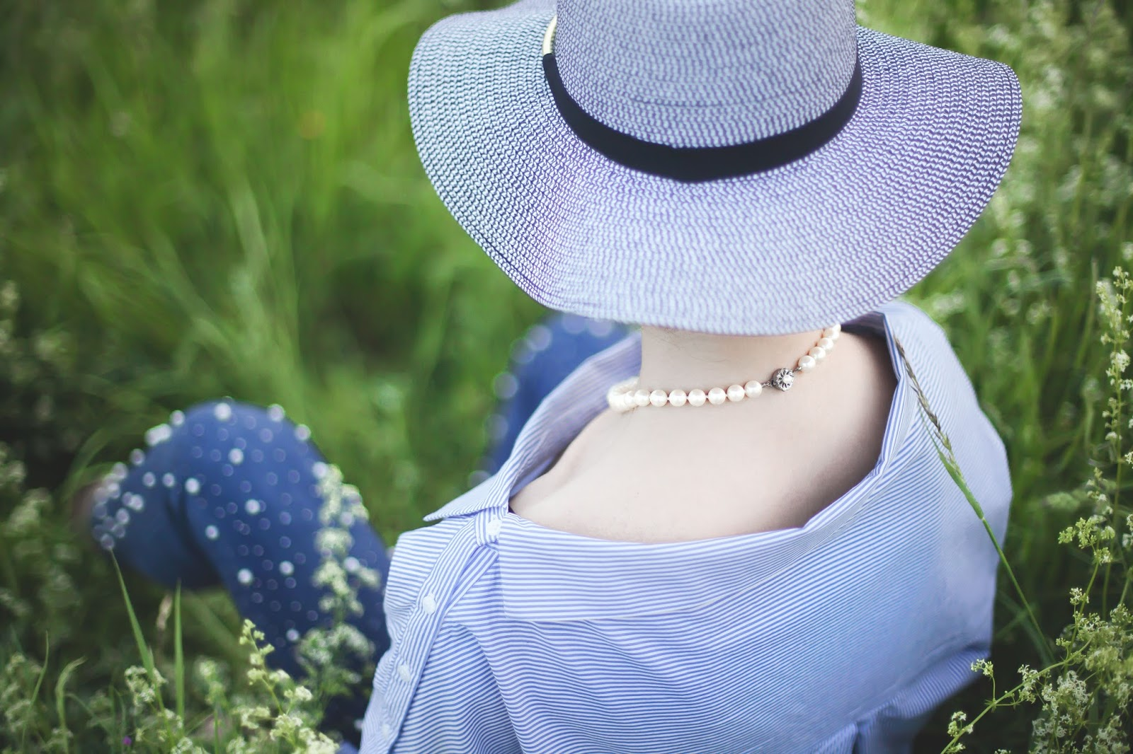 Fashion Blog Düsseldorf, today i am wearing pearls, pearls, pearls