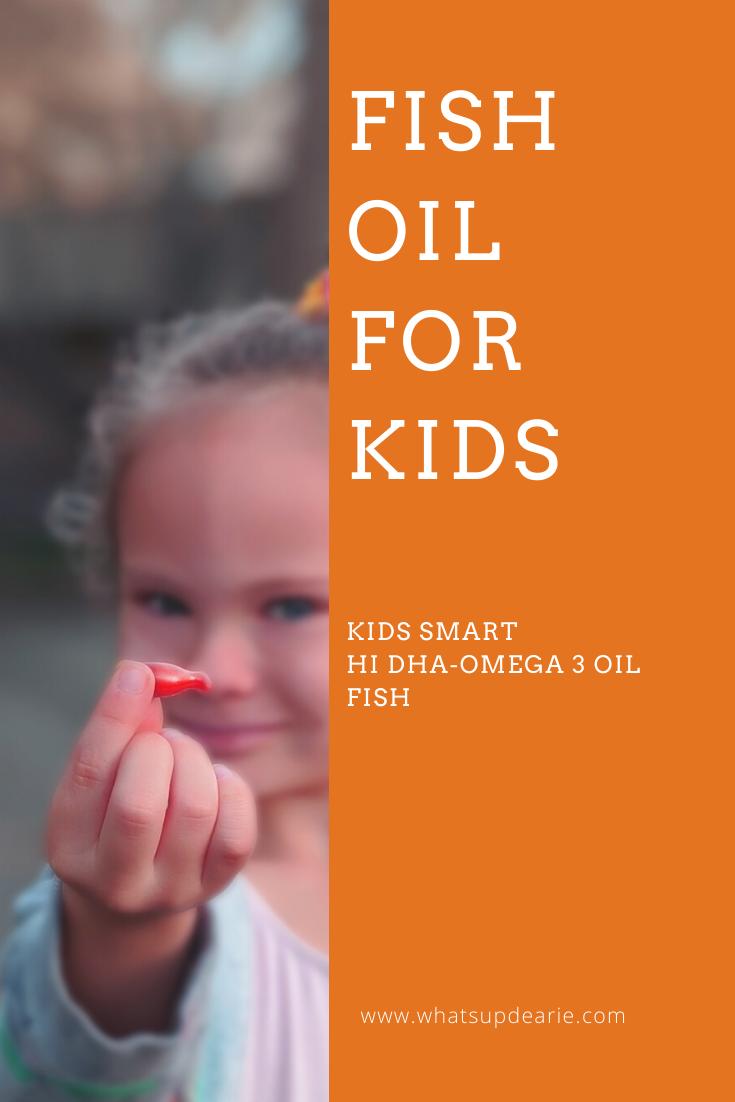Kids smart omega 3