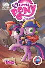 My Little Pony Micro Series #9 Comic Cover Larry