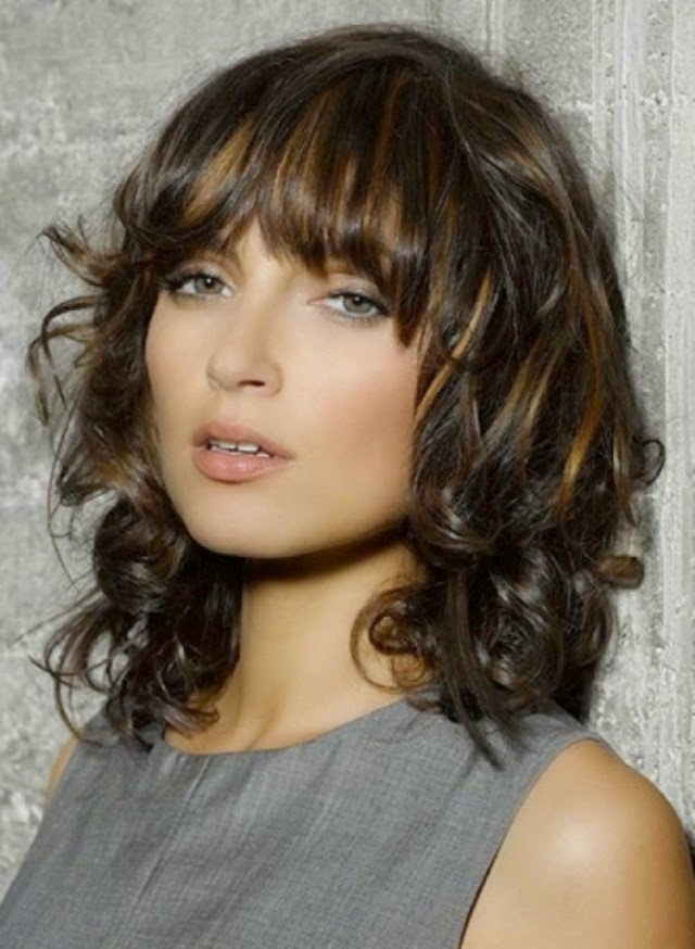 Concierge4fashion The Most Beautiful Girl In The World: Concierge4Fashion: 18 Gorgeous Hairstyles With Bangs