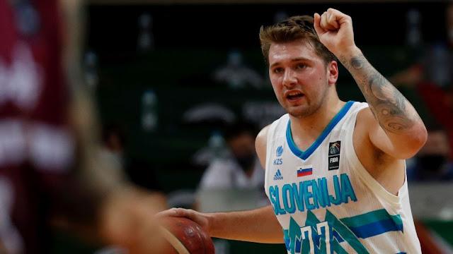 A Eslovênia fará sua estreia no basquete em Olimpíadas