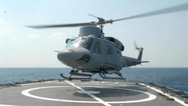 Helikopter Militer Yunani Jatuh, 3 Tentara diduga Tewas