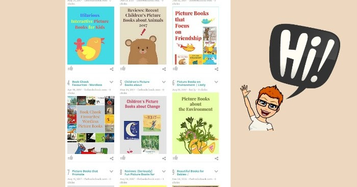 Children?s Picture Books According to Theme - List of Lists!